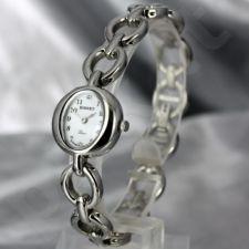 Moteriškas laikrodis BISSET Petit BSBD06 LS WH AR