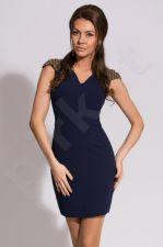 Emamoda suknelė - mėlyno atspalvio 9903-3