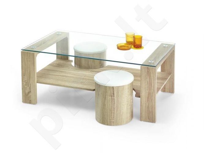 ARWENA staliukas su pufais