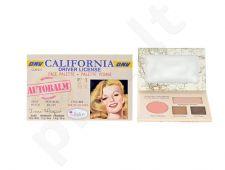 TheBalm Autobalm California Face Palette, kosmetika moterims, 4,15g