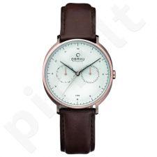 Vyriškas laikrodis Obaku V193GMVIRN
