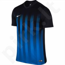 Marškinėliai futbolui Nike Striped Division II Junior 725976-011
