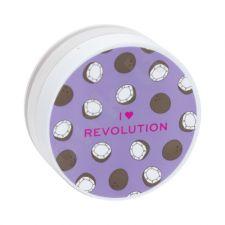 Makeup Revolution London I Heart Revolution, Loose Baking Powder, kompaktinė pudra moterims, 22g, (Coconut)