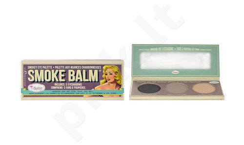 TheBalm Smoke Balm Volume 1 Eye Palette, kosmetika moterims, 10,2g