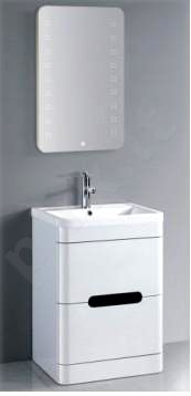 Vonios kambario spintelė su praustuvu C602FS