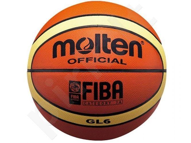 Krepšinio kamuolys competition BGL6-X FIBA nat. oda