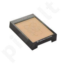 Guerlain Lingerie De Peau Nude pudra Foundation, kosmetika moterims, 10g, (testeris), (01 Pale Beige)