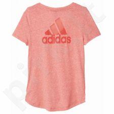 Marškinėliai Adidas Logo V Tee W AZ3062