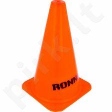 Stovelis treniruotėms RONNAY 23cm oranžinis
