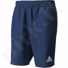 Šortai futbolininkams Adidas Tiro 17 Woven Shorts Junior BQ2650