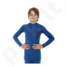 Marškinėliai termoaktyvūs Brubeck Thermo Kids LS11460