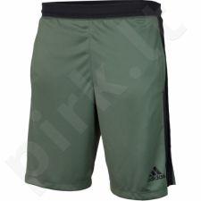 Šortai sportiniai Adidas  Move Short 3 Stripes M BQ3195