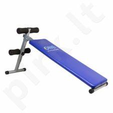 Treniruočių suoliukas One Fitness L8213