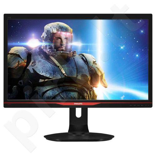 Monitorius Philips 272G5DJEB 27'' LED FHD, 1ms, VGA, DVI-D, 2xHDMI,DP,4xUSB,VESA