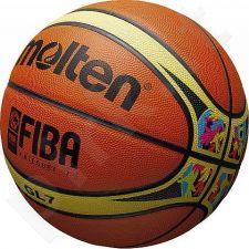 Krepšinio kamuolys competition BGL7-WCM FIBA nat. oda