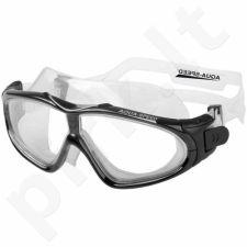 Nardymo kaukė Aqua-Speed Sirocco juodas