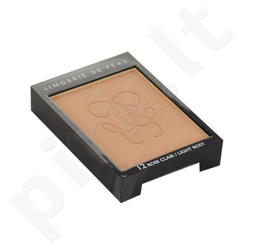 Guerlain Lingerie De Peau Nude pudra Foundation, kosmetika moterims, 10g, (testeris), (12 Light Rosy)