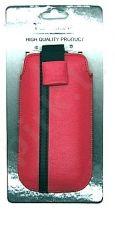 17-C MAGNET universalus dėklas X1-02 Telemax raudonas/juodas