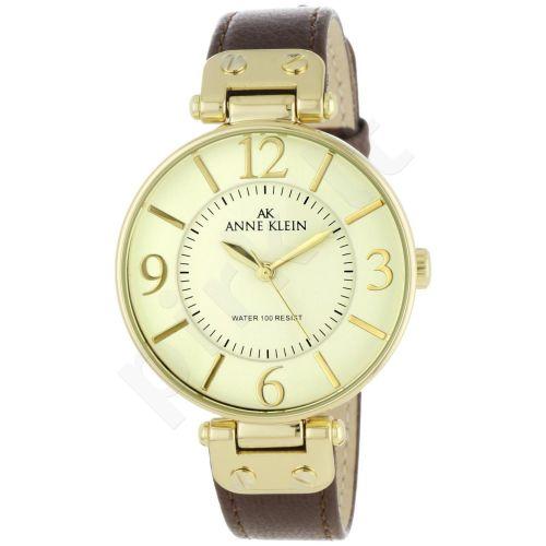 Moteriškas laikrodis Anne Klein AK/9168IVBN