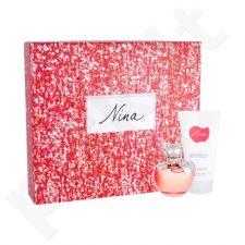 Nina Ricci Nina rinkinys moterims, (EDT 50 ml + kūno losjonas 75 ml)