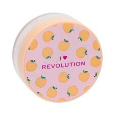 Makeup Revolution London I Heart Revolution, Loose Baking Powder, kompaktinė pudra moterims, 22g, (Peach)