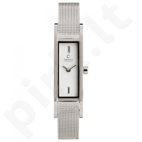 Moteriškas laikrodis OBAKU OB V159LXCIMC