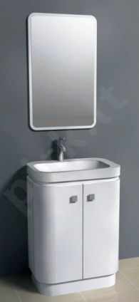 Vonios kambario spintelė su praustuvu C530