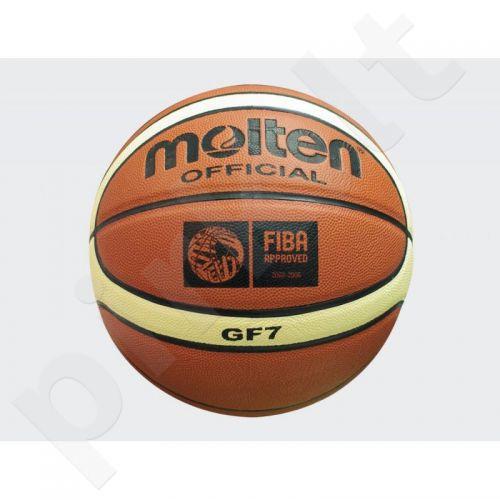 Krepšinio kamuolys MOLTEN GF-7