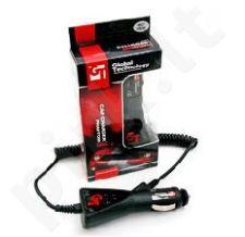 Samsung M600 automobilinis įkroviklis PHANTOM GT juodas