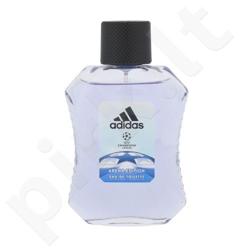 Adidas UEFA Champions League Arena Edition, EDT vyrams, 100ml