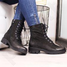 Auliniai odiniai batai Juma