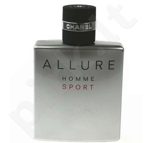 Chanel Allure Sport, tualetinis vanduo (EDT) vyrams, 50 ml (Testeris)