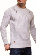Vyriškas megztinis CRSM - pilka 9507-2