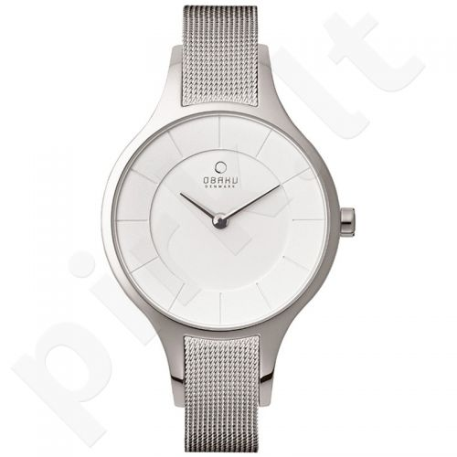 Moteriškas laikrodis OBAKU OB V165LXCIMC