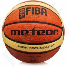 Krepšinio kamuolys Meteor treniruotėms Cellular 07000F
