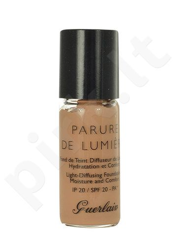 Guerlain Parure De Lumiere kreminė pudra SPF20, kosmetika moterims, 10ml, (testeris), (04 Beige Moyen)