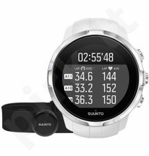Vyriškas laikrodis SUUNTO Spartan Sport White hr
