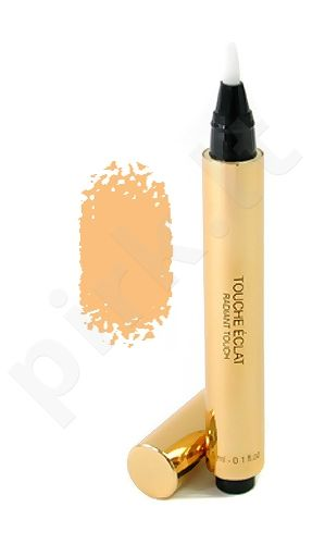 Yves Saint Laurent Touche Eclat, maskuoklis kosmetika moterims, 2,5ml, (č. 6,5)