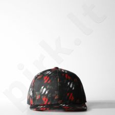 Kepurė  su snapeliu Adidas Flat Brim Hat Snapback S20532