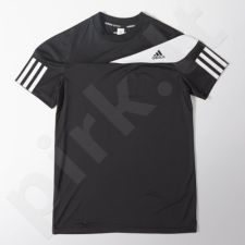 Marškinėliai tenisui Adidas Response Tee Junior S15851