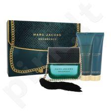 Marc Jacobs Decadence rinkinys moterims, (EDP 100ml + kūno losjonas 75ml + dušo želė 75ml)