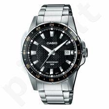 Klasikinis vyriškas CASIO laikrodis MTP1290D-1A2VEF