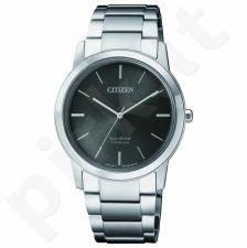 Moteriškas laikrodis Citizen FE7020-85H