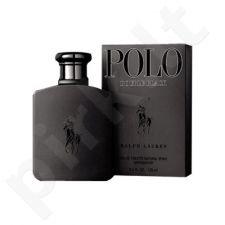 Ralph Lauren Polo Double Black, tualetinis vanduo vyrams, 75ml