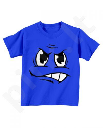 """Vaikiški marškinėliai """"Piktas veidukas"""""""