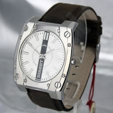 Vyriškas laikrodis BISSET Eleven M6M BSCC82 MS WHB BR