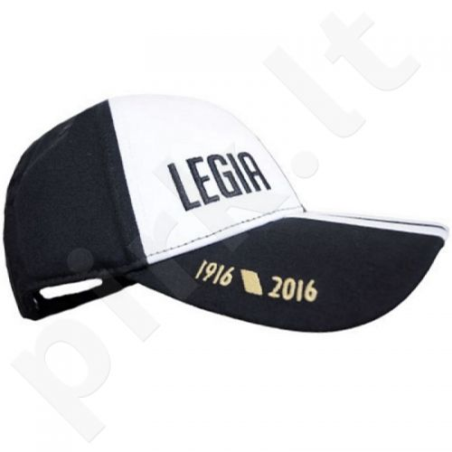 Kepurė  su snapeliu Adidas Legia Warszawa AH9618