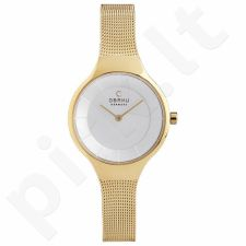 Moteriškas laikrodis OBAKU OB V166LXGIMG