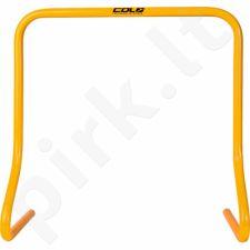 Treniruočių kliūtis COLO 30cm tamsiai geltonas