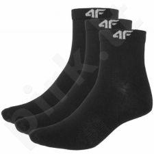 Kojinės 4F M C4L16-SOM002 juodas